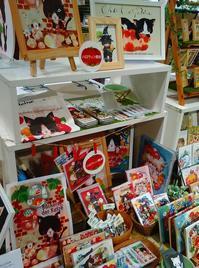 東急ハンズ梅田店『鳥とねこの雑貨展』10月2日から始まりました! - 雑貨・ギャラリー関西つうしん