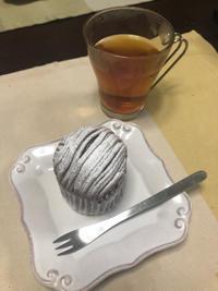 モンブラン - 庶民のショボい食卓