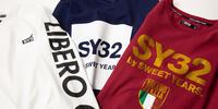 【1枚じゃ足りないトレンドアイテム】18FWロングスリーブTシャツ - SY32 by SWEET YEARS