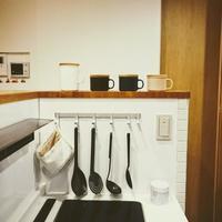 お気に入りキッチンハンガー - Bd-home style