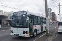 錦江町(2) - リンデンバス ~バス停とその先に~