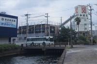 錦江町~鹿児島新港入口 - リンデンバス ~バス停とその先に~