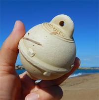 ちょっと前の韓国製ウキ - Beachcomber's Logbook