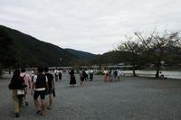 嵐山の竹林と長楽寺 - お出掛けから一人旅までの備忘録