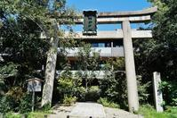つい最近までここから参道だった梨木神社 - たんぶーらんの戯言