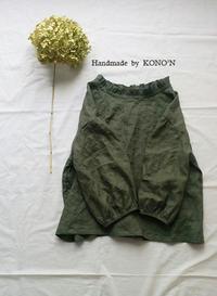 フリルネックブラウス 3枚 - 子ども服と大人服 KONO'N