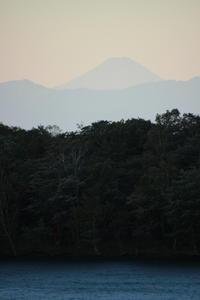 赤城山からの富士 (撮影日:2018/9/28) - toshiさんのお気楽ブログ