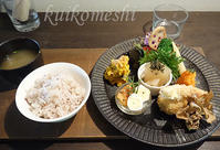 【岡崎市】cafe casitaのよこ3 - クイコ飯-2