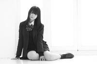 川本好華ちゃん19 - モノクロポートレート写真館