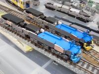 鉄コレ静岡鉄道 A3000形 片台車動力化 その2 - 新湘南電鐵 横濱工廠3