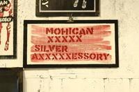 MOHICAN XXXXX SILVER AXXXXXESSORY / MOHICAN XXXXXART WORK - アクセサリー職人 モリタカツヤ MOHICAN XXXXX  Jewelry Factory KUROBE