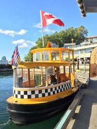 Harbour Ferry - ビクトリア日記