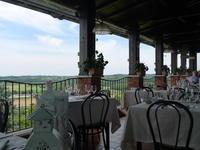 村が見渡せるレストラン (Ristorante) - エミリアからの便り