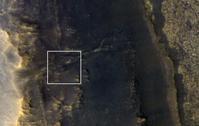 火星探査機マーズ・リコネッサンスオービーターが捉えたオポチュニティの姿 - 秘密の世界        [The Secret World]
