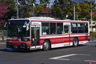 小田急バス 03-A6028 (多摩200か・745) ⦅除籍済み⦆ - 生茶倉庫前