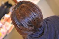 ショートスタイルのメンテナンスカット - 観音寺市 美容室 accha