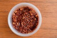 発酵食品*唐辛子ジャン - 小皿ひとさら