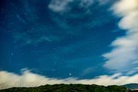 台風前夜 - 撃沈風景写真
