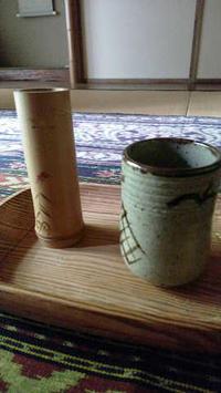 名残りの茶会 - 登志子のキッチン