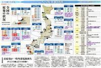 全国の原発の状況/こちら原発取材班東京新聞 - 瀬戸の風