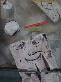 街の刻印95 - 日々の営み 酒井賢司のイラストレーション倉庫