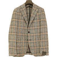 TAGLIATORE タリアトーレ コットンXウール グレンチェックジャケット モンテカルロ - 下町の洋服店 krunchの日記