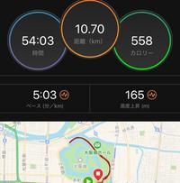 大阪30Kのレースペース - My ブログ