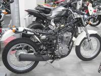 CB223S完売しました。 - バイクの横輪