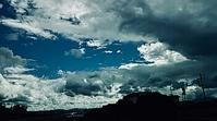 こんな空を目にした時って・・ロクなことがないんよね。?? - 太田 バンビの SCRAP BOOK