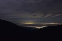 10月3日の高ボッチ。三日目の朝を迎えたが、諏訪湖盆地に大雲海出現!♪ - 『私のデジタル写真眼』