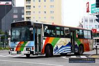 (2018.8) 十勝バス・帯広22う268 - バスを求めて…