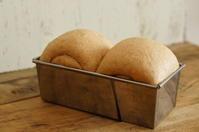 全粒粉100%で糖質オフ! - choco cafe*パン教室