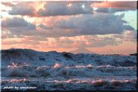 荒ぶる日本海 - 北海道photo一撮り旅