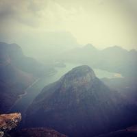 南アフリカ旅行⑨-ブライデリバーキャニオンー - Back to the Journey