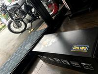 OHLINS シングルショックアブソーバー - SPINACHブログ