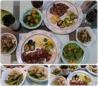 おうちごはん・肉&イカ - 気ままな食いしん坊日記2