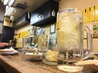 立ち呑こひなた@新橋 - 食いたいときに、食いたいもんを、食いたいだけ!