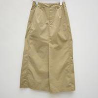 大人っぽい印象で、細みえするロングスカートです。 - dia grande by MOUNT BLUE