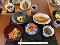10月の和食のお稽古 - 料理画報