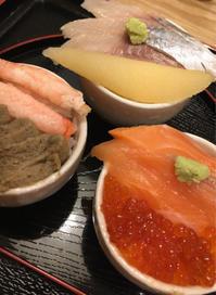 海鮮丼〜札幌美味しいもの - 素敵なモノみつけた~☆