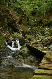 御船の滝 (みふねのたき)奈良県吉野郡川上村 - 高原に行きたい