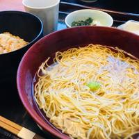 すまし麺 - ひよの散歩日和