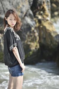 Linさん。2018/08/18 フォトクラブGolden Harvest - つぶやきころりんのベストショット!?。