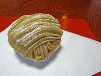 栗の木テラス『モンブラン』 - もはもはメモ2