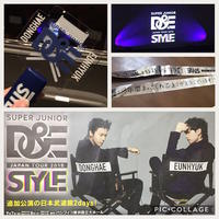 SUPER JUNIOR-D&E JAPAN TOUR 2018 〜STYLE〜@東京国際フォーラム ホールA - mayumin blog 2