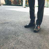 本日、10/7(日)は荒井弘史氏の入店日です。 - Shoe Care & Shoe Order 「FANS.浅草本店」M.Mowbray Shop
