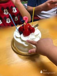 2歳の誕生日〜アンパンマンパンミュージカルへ〜 - そらいろ