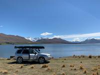 NZでカヤック初挑戦 - bluecheese in Hakuba & NZ:白馬とNZでの暮らし