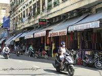 【ベトナム一人旅5】チョロンの布問屋街とホーチミンの刺繍雑貨屋さん♪ - neige+ 手作りのある暮らし