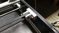 3Dプリンター/Y軸のベルトテンショナーを作る - 楽 -incredibly enjoyable-